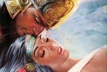 Ilustraciones mexicanas / Ilustraciones y fotografías sobre la cultura y mitología mexicana.