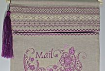 Bernina Embroidery / by Janine Colasurdo