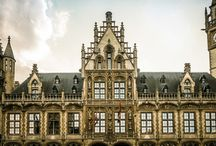 Places I want to visit - Belgium