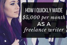 Freelance Writing / Freelance Writing