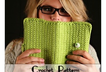 Crochet - Book Covers