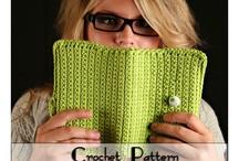 Crochet - Book Covers