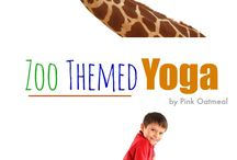 yoga for kids / by pamela Fletcher
