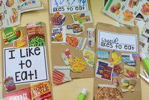 kindergarten healthy eating
