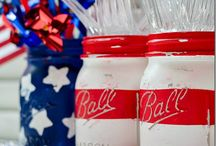 Lil' Firecracker! 4th OF JULY ideas / by Kaci N.