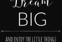 Motivational Monday's / Motivational quotes to inspire you to live your best life!