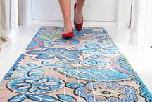 Painted Floors / by Melissa Goodwin