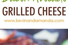 scrumptious grilled cheese recipes