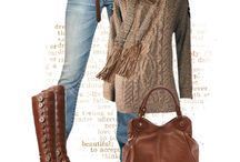 My Style-Fall & Winter / by Erin Bickley