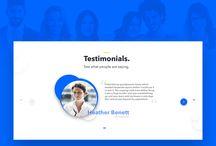 Web | Testimonials