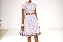 Africa Fashion Designer: Kaela Kay by Catherine Addai / by Adiree