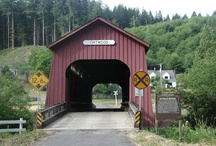 Covered Bridges / by Paule Sullivan