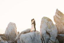 морская лав-стори и свадьба