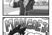 Mondo Mango comics