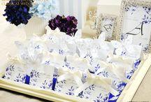 Name card | 結婚式の席札 / 結婚式の席札