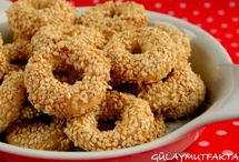 Tuzlu kurabiye tarifleri