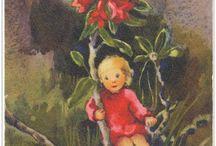 I genietti dei fiori