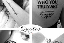 Write Ideas Tattoo