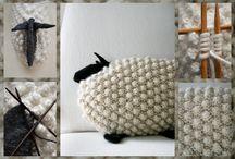 Knutsels frutsels en interieur GRATIS breipatronen / Gratis breipatronen van knutsels frustels knuffels kussens etc etc.