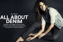 Alessandra Ambrosio: H&M Divided Denim / Alessandra Ambrosio is the new face for H&M's Divided Denim Jeans 2013 campaign.