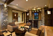 Basement Ideas / by Dana Dahl