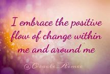 Mantra / Positive, uplifting & soulful affirmations