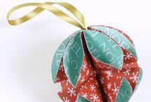 Самодельные рождественские украшения