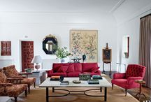Decor - Living Room / Family Room / Rec Room / Great Designs & DIY Projects for the Family Living Spaces