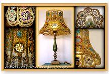 Lampshades - Crochet
