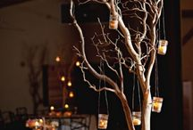 Wedding - Reception decor