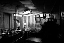 Lights on set / lights on set