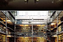 We LOVE Libraries / We love the Library!