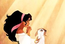 Esmeralda Disney / Is all about Esmeralda The Hunchback of Notre Dame