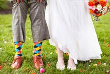 Happy Socks on Weddings