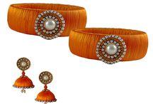 Silkset jewellery