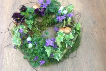 Eco Friendly British Flower Design / Floral Design with green credentials