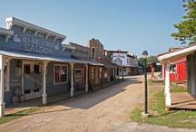 Pioneer/Western/Ghost towns
