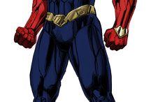 Comic Heroes - Superman