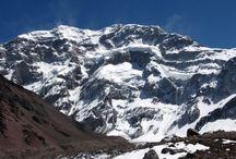 Trekking in Mount Aconcagua Argentina
