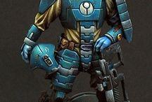 Warhammer 40K General