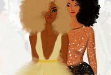 Black women art