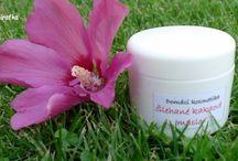 Home made Žirafka (DIY) / My products natural cosmetics