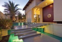 Inngangsparti Luxus