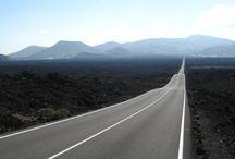 Open road・Winding road