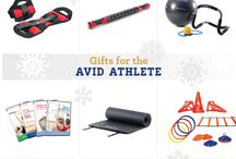 Gift Ideas for Health and Fitness Enthusiasts / The 2016 MERRITHEW Gift Guide has a little something for everyone who is interested in mindful movement and fitness, from top-quality Pilates equipment to props for athletic conditioning, yoga, fascial fitness, stress relief, office wellness, kids' yoga and much more.