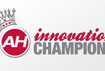 AH Innovates / At Association Headquarters, we take innovation seriously…so seriously, that we developed an entire committee around championing new ideas and solutions for our client partners and our company itself. #innovation