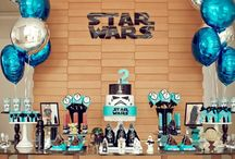 Festa Do Star Wars 1 Ano