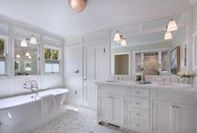 Bathrooms / by Kathy Della-Nebbia, Sales Rep. Royal Lepage State Realty