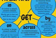 Phrases verbs