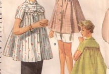Maternity clothes vintage